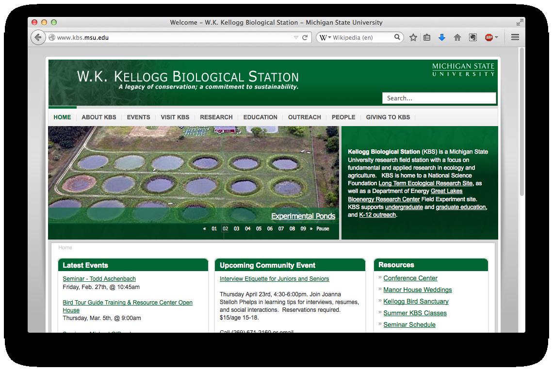 Kellogg Biological Station